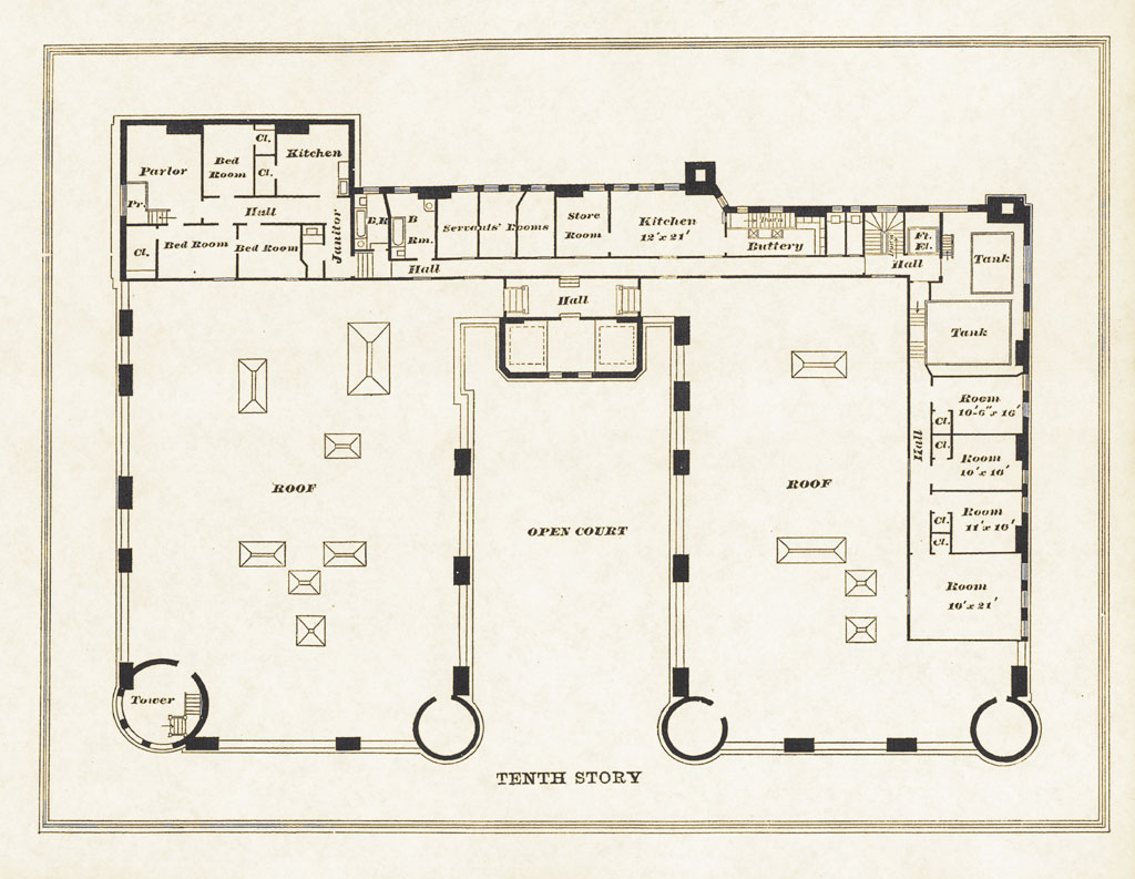 The pullman state historic site the company the for Servant quarters floor plans