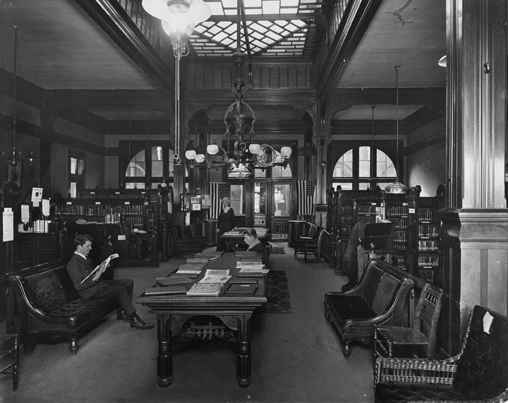 The Arcade Library